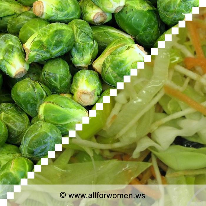2 салата: из капусты и освежающий
