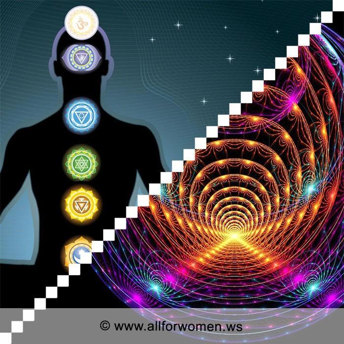 Первое ритуальное упражнение: ускорение вихрей (чакр) 01
