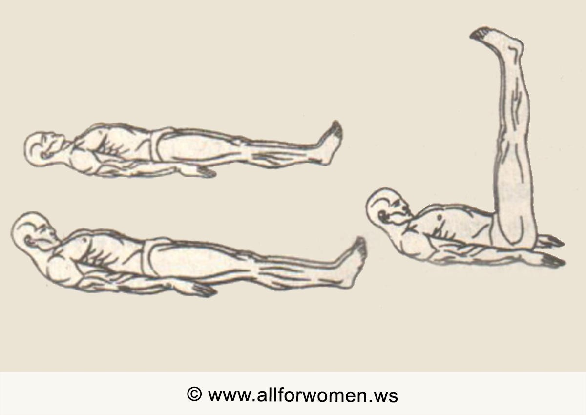 Второе ритуальное упражнение для углубления стимуляции всех чакр 02