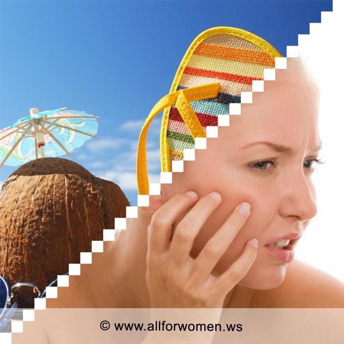 Загараете с сухой, чувствительной кожей? 3 простых совета