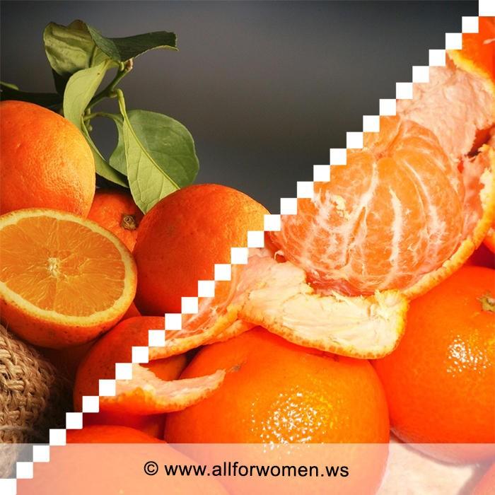 Десерт «Любовь к трем апельсинам»