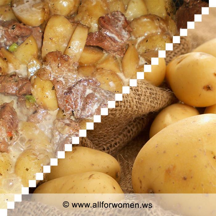 Картофель «Праздничный»