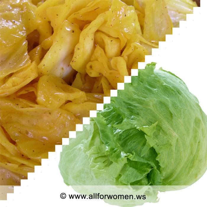 Мхали из белокочанной капусты