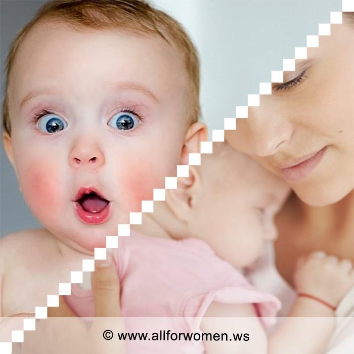 Что делать, если маленький ребенок плачет?