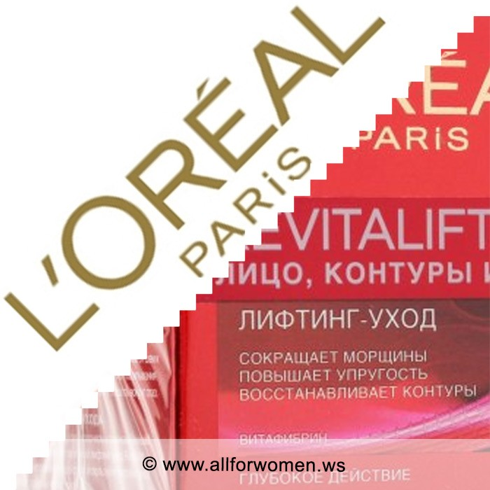 L'Oreal - дарящая роскошь от Maybelline