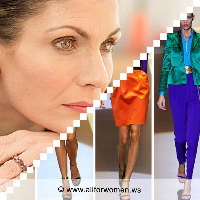 Модные тенденции 2012 года для женщин за 40
