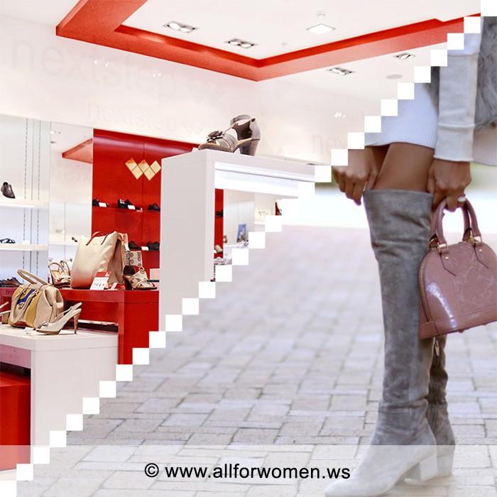 Обувь в жизни женщины