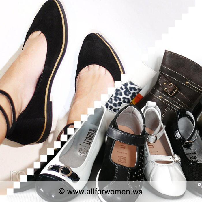 Очень удобная и практичная современная обувь