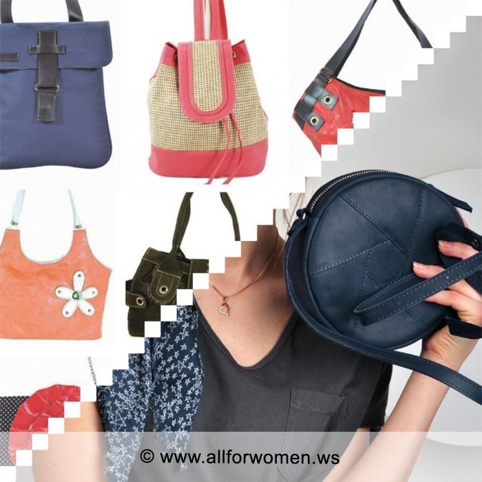 Подбираем аксессуары - модная сумка!