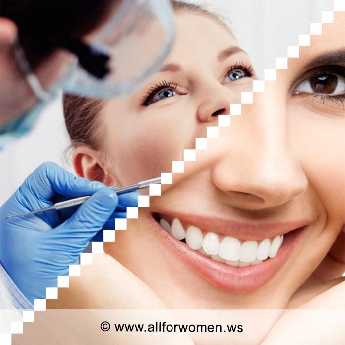 Процедуры эстетической стоматологии