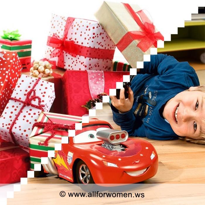 Радиоуправляемые игрушки для всей семьи