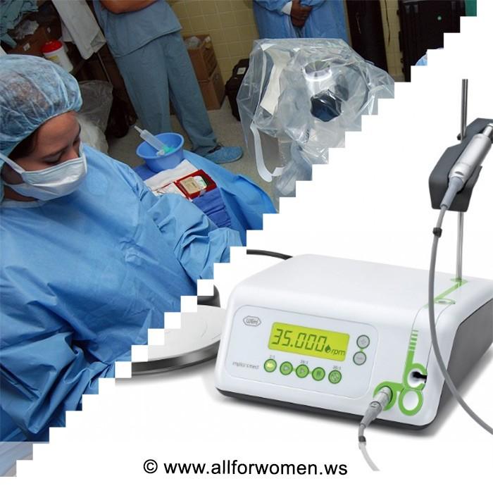 Современное оборудование в хирургии