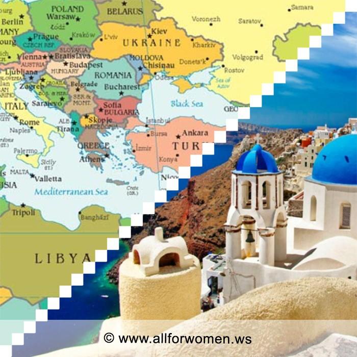 Туры в Грецию: краткий обзор греческих курортов