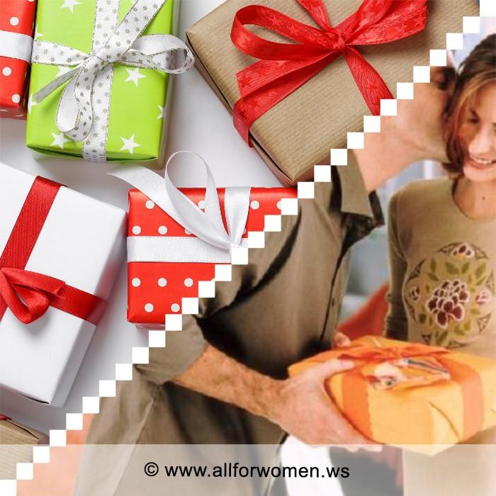 Выбор подарков для женщин