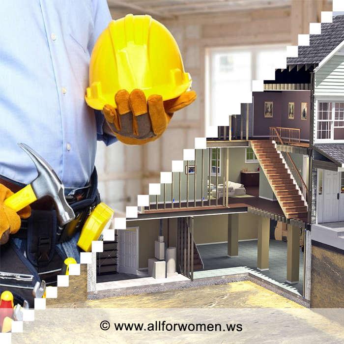 Ремонт помещения цокольного этажа, чтобы плесень и сырость не беспокоила