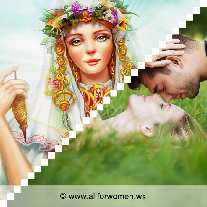 Апрельский ритуал на привлечение любви или улучшения отношений