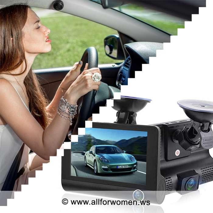 Авто видео регистратор - помощь водителю