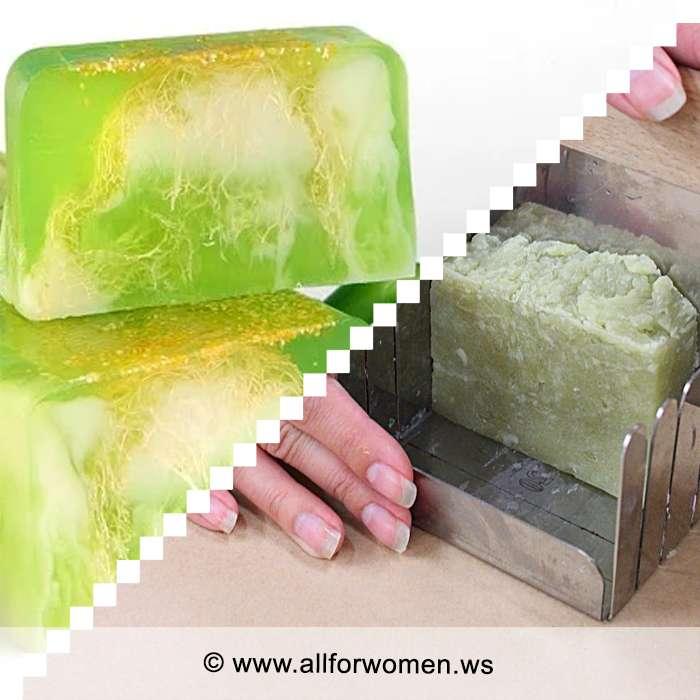 Как изготовить мыло декоративное дома
